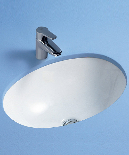 RAK Rosa 570mm Under Counter Basin