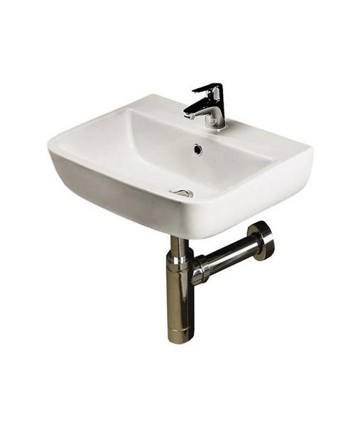 RAK Series 600 400mm 1 Tap Hole Hand Basin