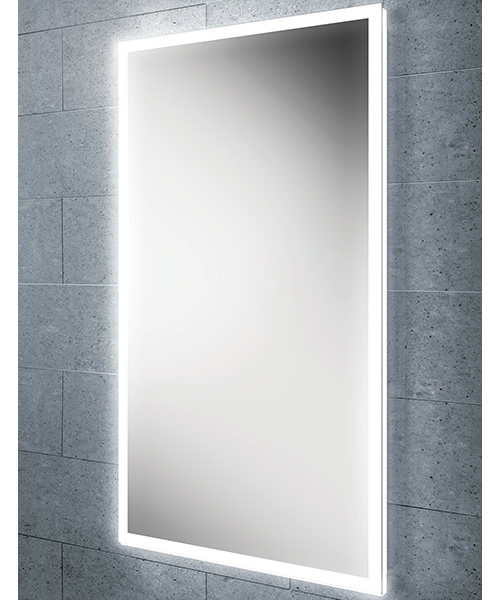 Additional image of HIB Globe 50 Steam Free LED Illuminated Bathroom Mirror 500 x 700mm