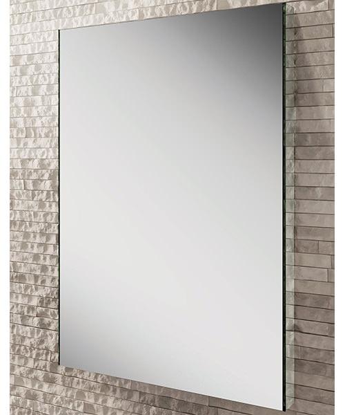 HIB Triumph 50 Portrait Bathroom Mirror 500 x 700mm