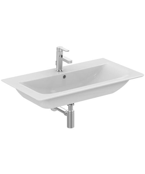 Ideal Standard Concept Air Cube 840 x 460mm Vanity Washbasin