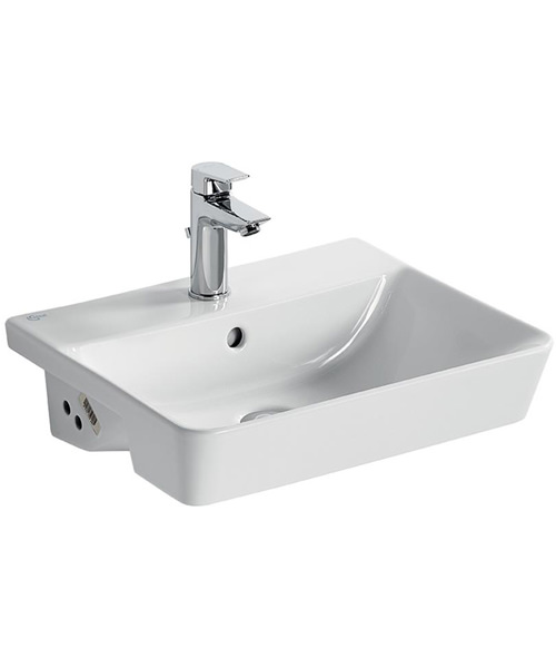 Ideal Standard Concept Air Cube 500 x 440mm Semi-Countertop Basin