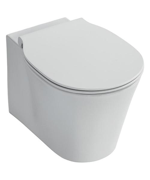 Ideal Standard Concept Air Aquablade 545mm Wall Hung WC Pan