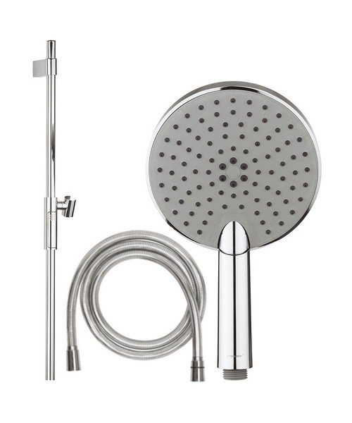 Crosswater Ethos Premium Shower Kit Package 6