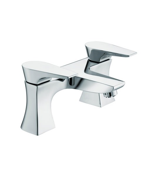 Bristan Hourglass Bath Filler Tap