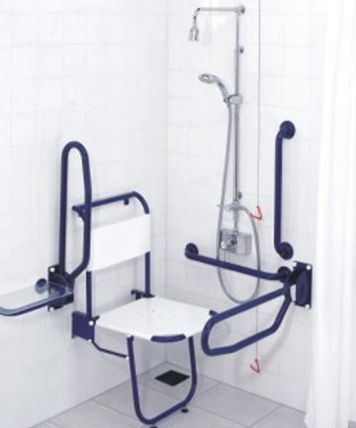 Bristan DocM Shower Kit With Diverter