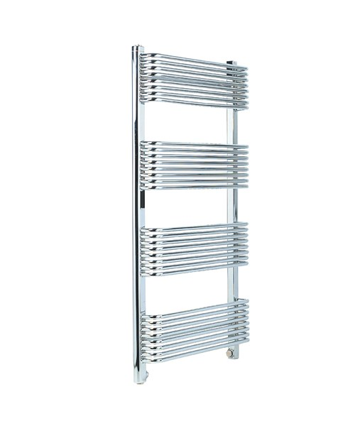 Trieste Superior Apollo Towel Warmer Chrome 600 x 1600