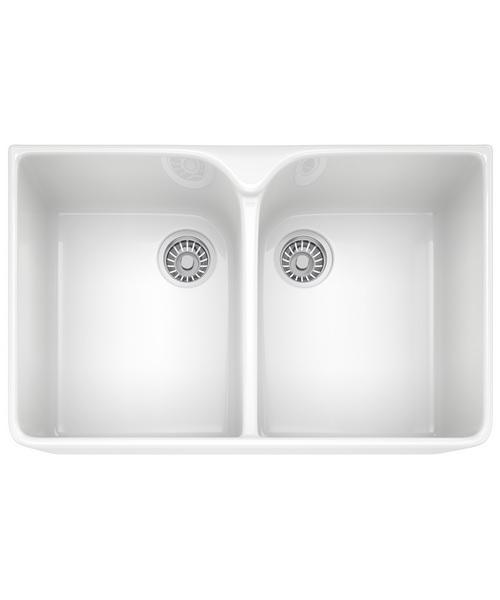 Franke Belfast VBK 720 Ceramic 2.0 Bowl White Kitchen Sink