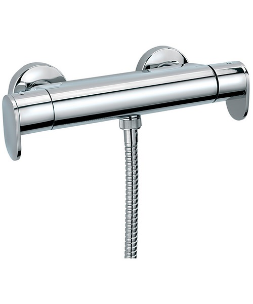 Sagittarius Metro Exposed Thermostatic Bar Shower Valve