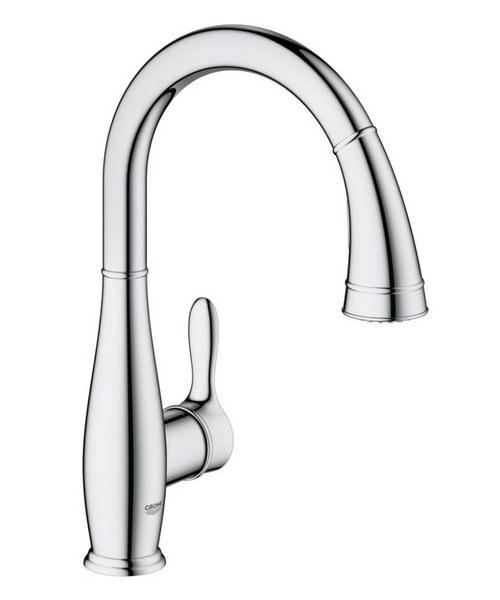 Grohe Parkfield Half inch Kitchen Sink mixer Tap Chrome