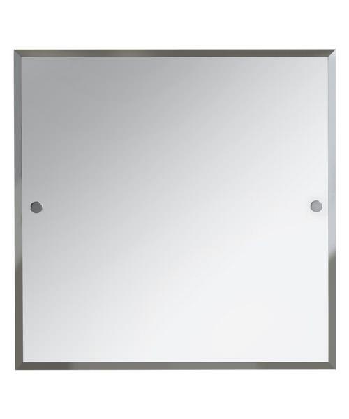 Bristan Square 600 x 600mm Mirror Chrome