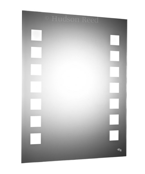 Hudson Reed Maverick 550 x 700mm Motion Sensor Backlit Mirror Portrait