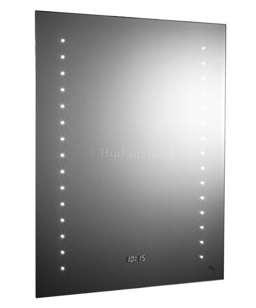 Hudson Reed Panorama Motion Sensor Backlit Mirror 600 x 800mm
