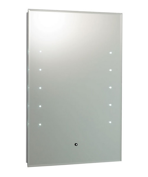 Hudson Reed Alcina Touch Sensor Illuminated LED Mirror