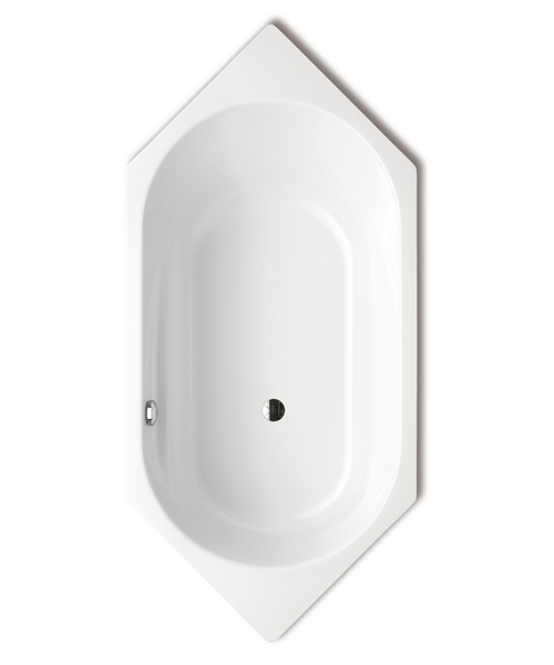 Kaldewei Ambiente Vaio 6 958 Single Ended Steel Bath 1900 x 900mm