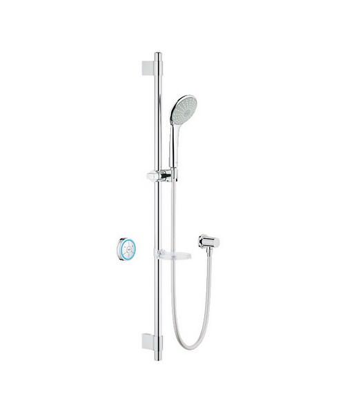 Grohe Euphoria F-Digital Control Shower Set With Pumped BIV
