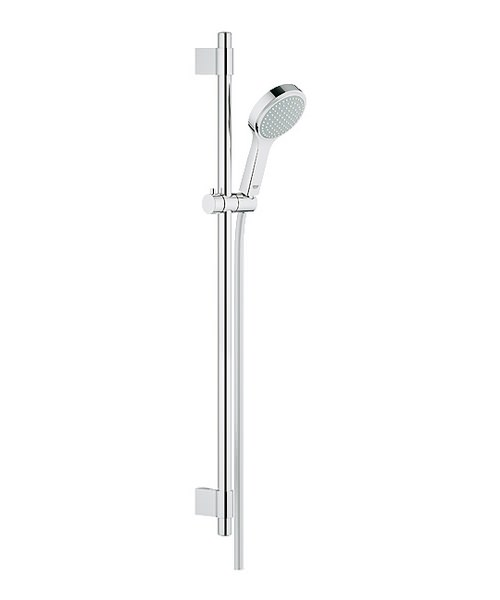 Grohe Spa Power And Soul Cosmopolitan Shower Rail Kit 900mm
