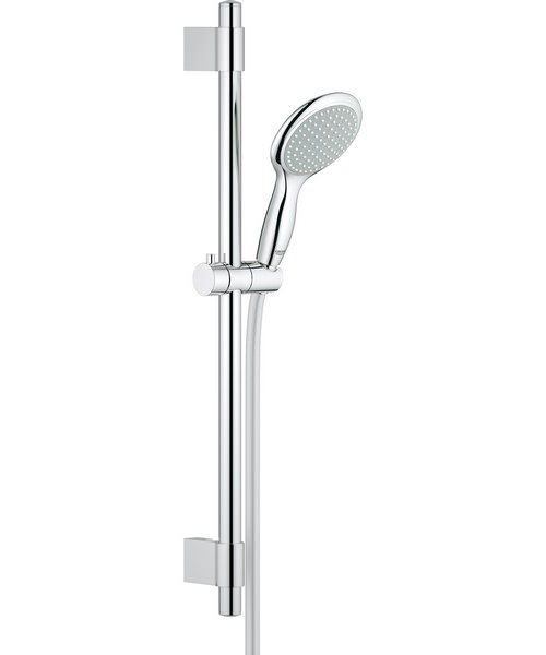 Grohe Spa Power And Soul Contemporary Slide Rail Kit 600mm