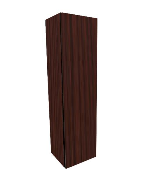 Duravit Starck 1 450mm Oak Tall Cabinet With Left Hinged Door
