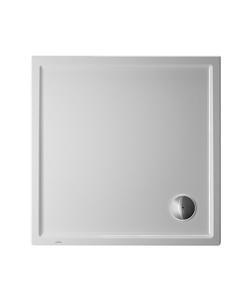 Duravit Starck Slimline Square Shower Tray 900 x 900mm