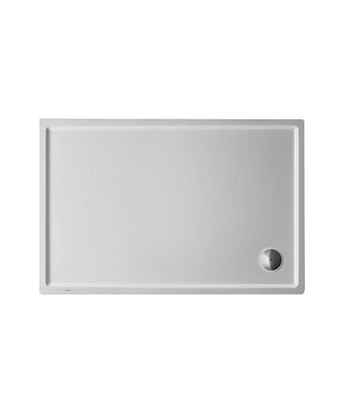 Duravit Starck Slimline Rectangular Shower Tray 1200 x 1000mm
