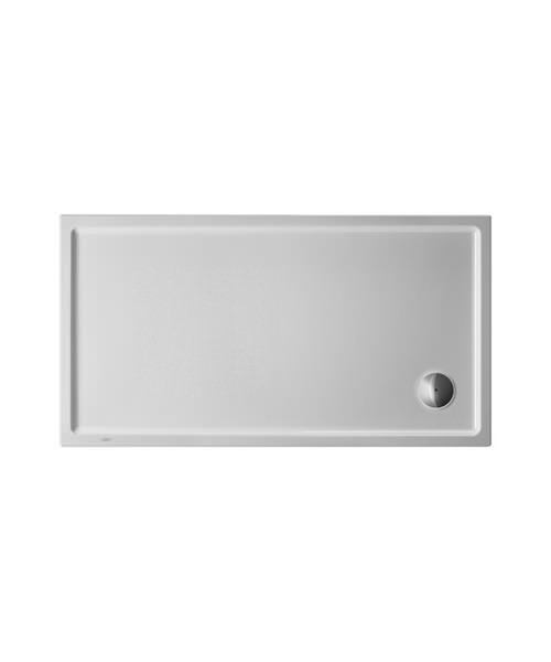 Duravit Starck Slimline Rectangular Shower Tray 1400 x 700mm