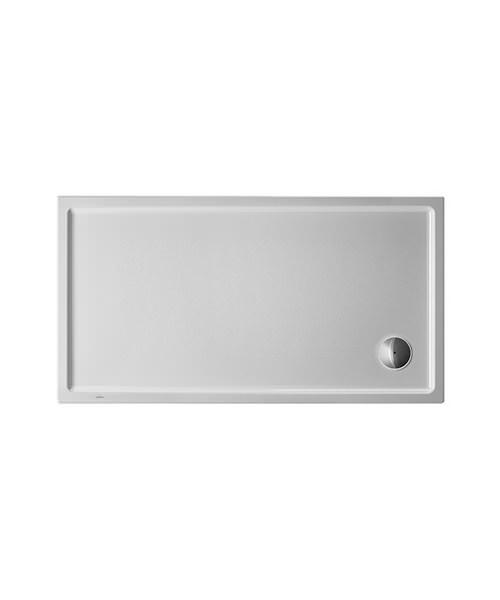 Duravit Starck Slimline Rectangular Shower Tray 1400 x 900mm