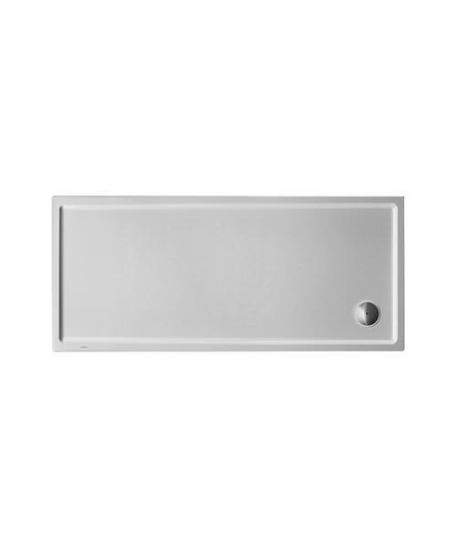 Duravit Starck Slimline Rectangular Shower Tray 1600 x 900mm