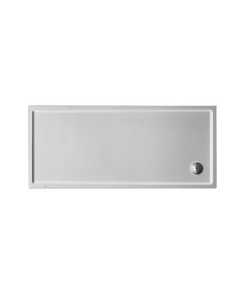 Duravit Starck Slimline Rectangular Shower Tray 1800 x 900mm