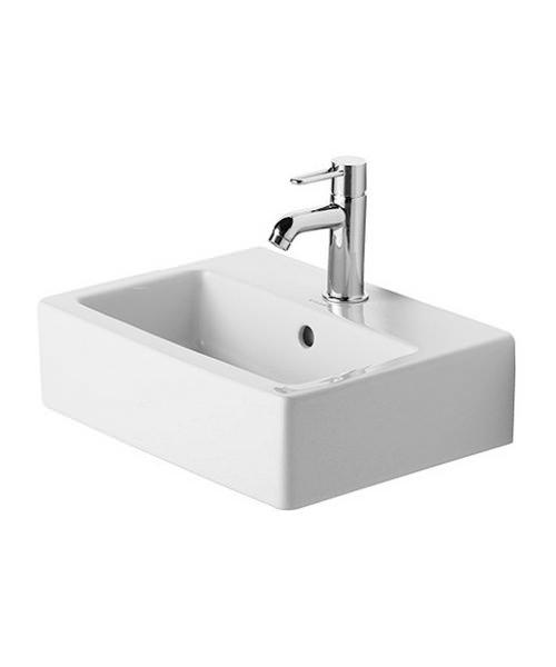 Duravit Vero Handrise Washbasin 450 x 350mm