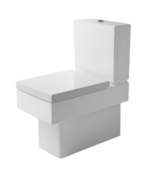 Duravit Vero Close Coupled Toilet And Cistern With Seat And Cover