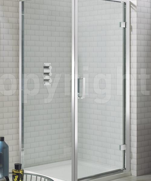 Simpsons Elite 1000 x 1950mm Hinged Shower Door