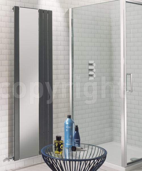 Simpsons Elite Framed 800mm Side Panel For Shower Enclosure