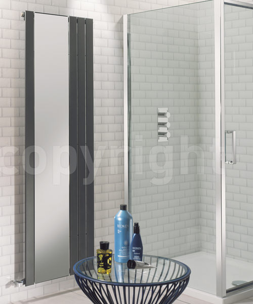 Simpsons Elite Framed 900mm Side Panel For Shower Enclosure