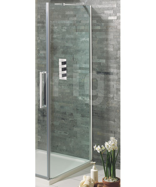 Simpsons Ten 1000mm Side Panel For Shower Enclosure