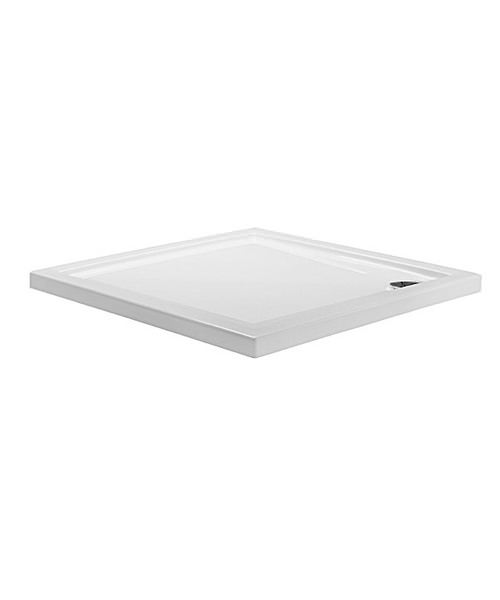 Simpsons Square 1000 x 1000mm Low Profile Shower Tray