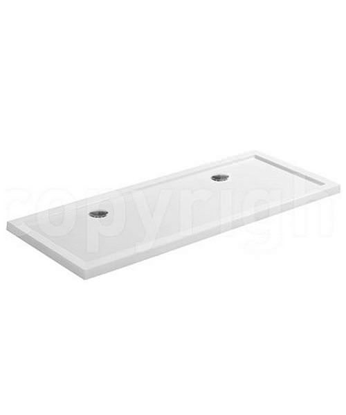 Simpsons Rectangular 2000 x 1000mm Low Profile Shower Tray
