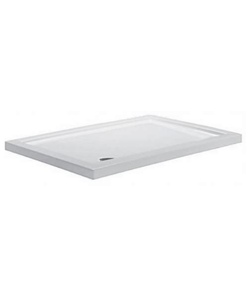 Simpsons Rectangular 1100 x 800mm Low Profile Shower Tray