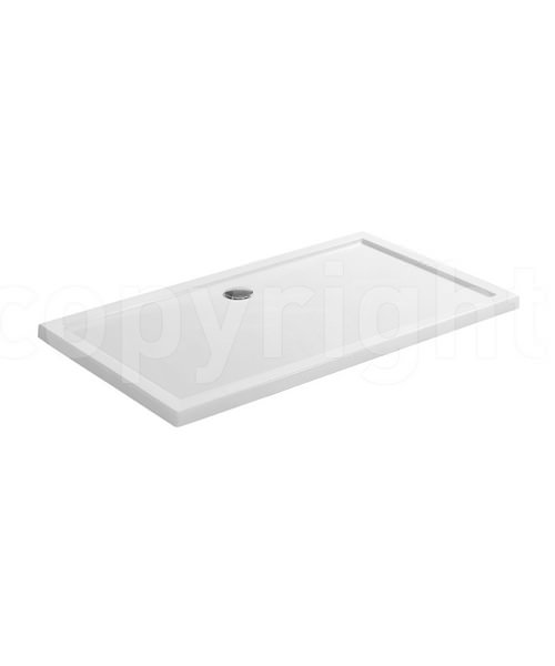 Simpsons Rectangular 1700 x 900mm Low Profile Shower Tray