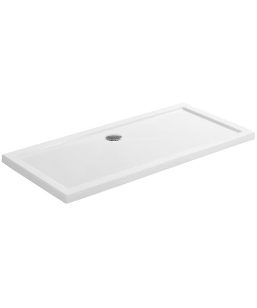 Simpsons Walk In 1700 x 800mm Low Profile Shower Tray