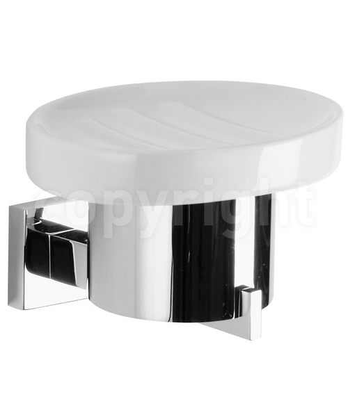 Crosswater Zeya Soap Dish And Holder