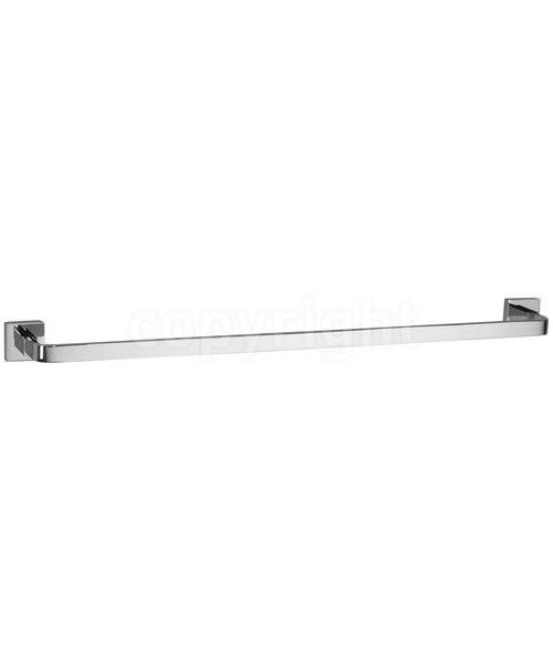Crosswater Zeya Towel Rail Single 600mm