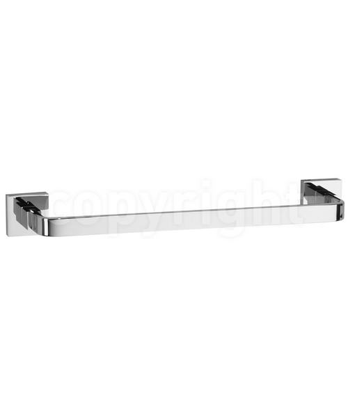 Crosswater Zeya 300mm Small Towel Rail Chrome