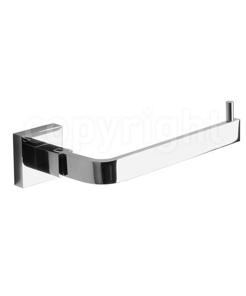 Crosswater Zeya Toilet Roll Holder Chrome