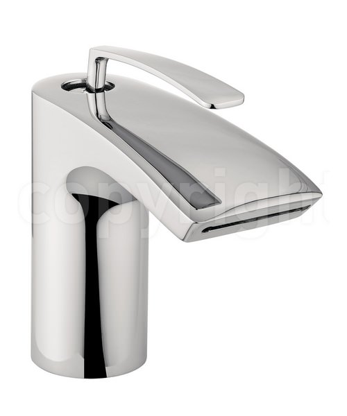 Crosswater Essence Monobloc Basin Mixer Tap Chrome