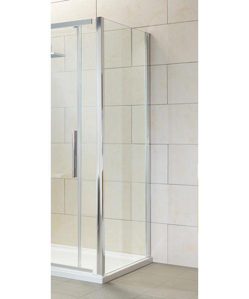 Aquadart Elation 900mm Shower Enclosure Side Panel