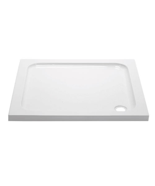 Aquadart Square 1000 x 1000mm Shower Tray