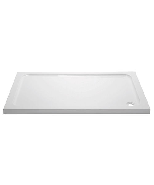 Aquadart Rectangular 900 x 800mm Shower Tray