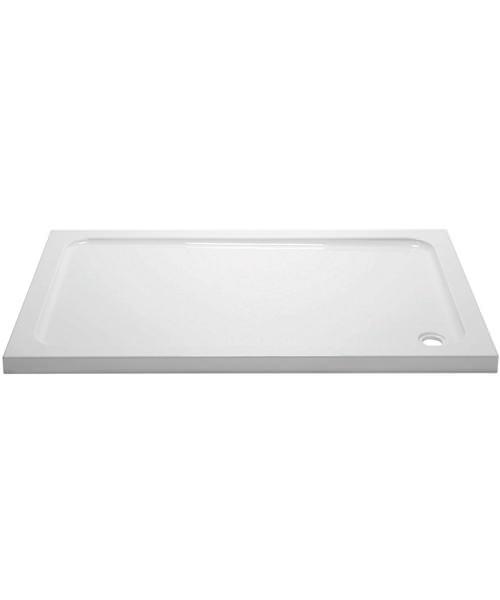 Aquadart Rectangular 1400 x 800mm Shower Tray