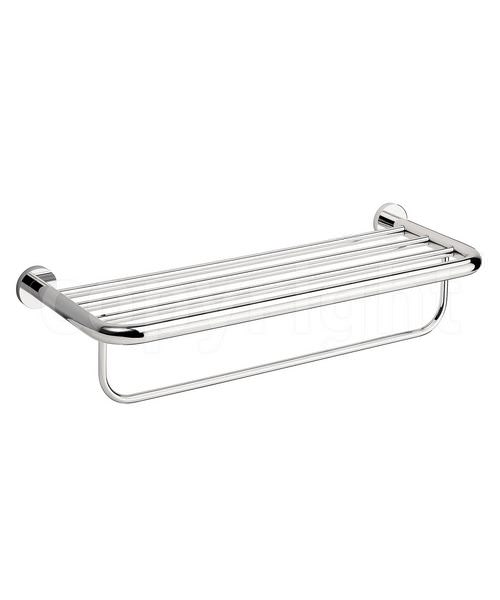 Crosswater Central 2 Tier Towel Rail 580mm